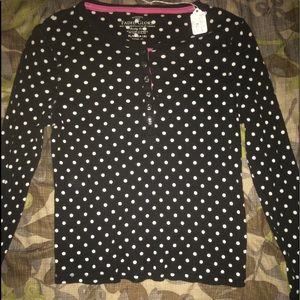 Other - Polka Dot Tee